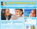 Teeth Whitening Blog Theme