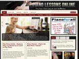 Piano Lessons Online Blog Theme