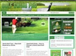 Golf Swing Pro Blog Theme
