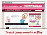 Breast Enhancement Niche Blog