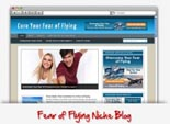 Fear Of Flying Niche Blog