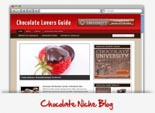 Chocolate Lovers Niche Blog