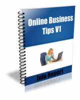Online Business Tips V1 to V4 Pa...