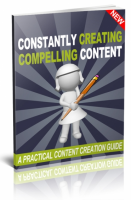 Constantly Creating Compelling C...