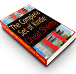 Complete Set Of Kindle Cheat She...