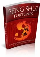 Feng Shui Fortunes