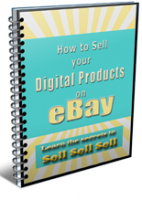 How To Sell Your Digital Product...