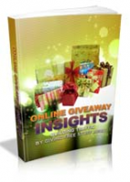 Online Giveaway Insight