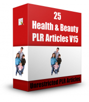 25 Health & Beauty Articles V 15
