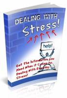 Dealing With Stress Newsletter