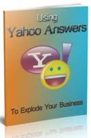 Using Yahoo Answers To Build You...