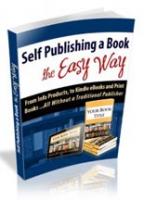 Self Publishing A Book The Easy ...