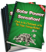 Solar Power Sensation