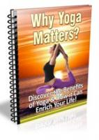 Why Yoga Matters