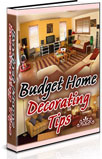 Budget Home Decorating Tips