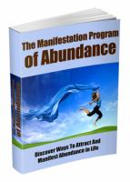 The Manifestation Program Of Abu...