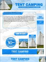 Templates - Tent Camping