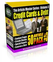 Credit Cards Debts